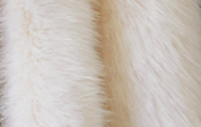 Synthetic fur husky Z506