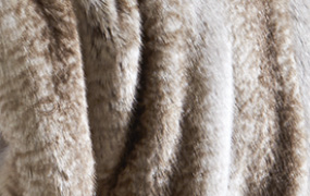 Synthetic fur mink Z509