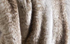 Synthetic fur mink Z509