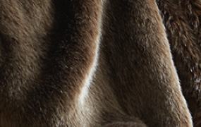 Synthetic fur sable Z508